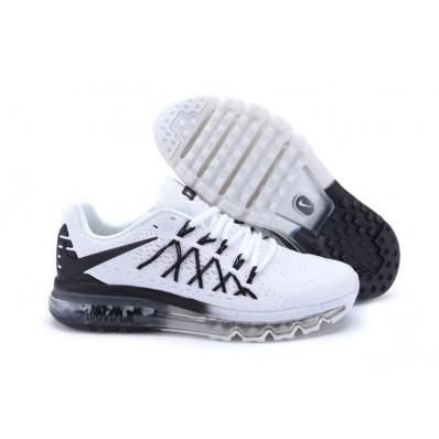 air max 2015 blanche et noir