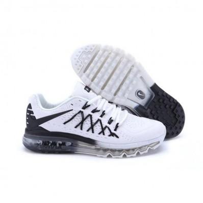 air max 2015 noir et blanc