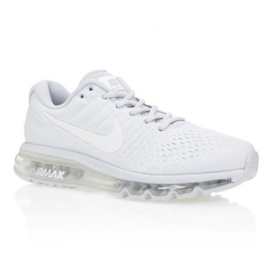 air max 2017 blanche homme
