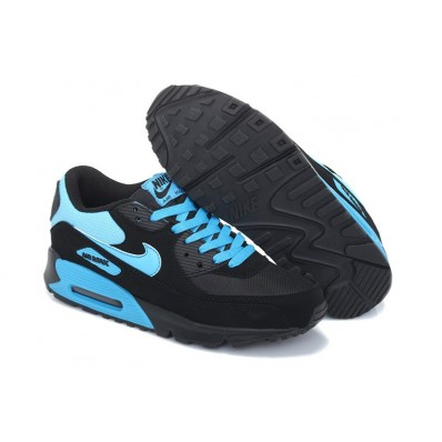 air max 90 bleu et noir
