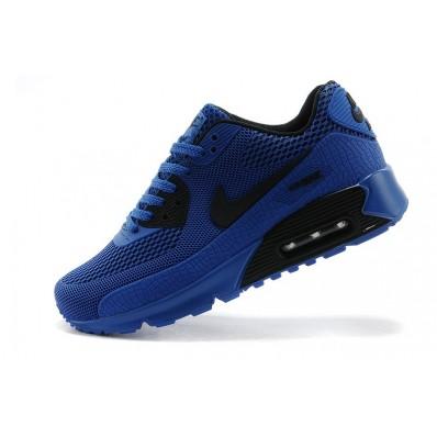 air max 90 bleu noir