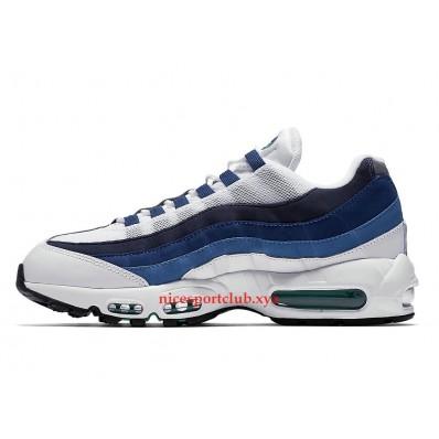 air max 95 bleu blanc