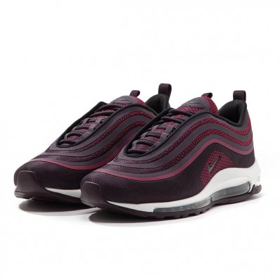 air max 97 ul grise et rouge
