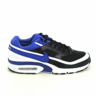 air max bw noir et bleu