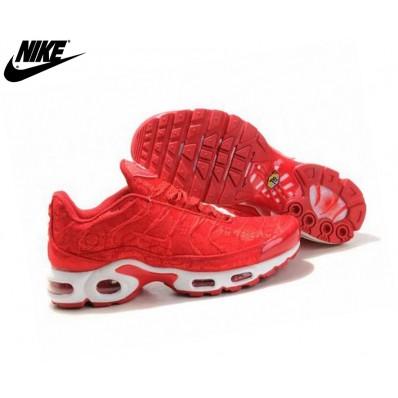 air max plus rouge