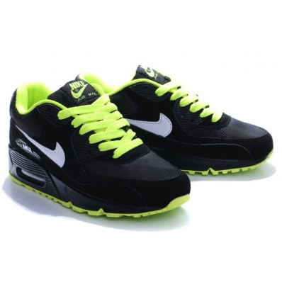 basket fluo nike air max homme