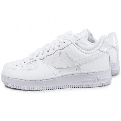 nike air force 1 blanches femme