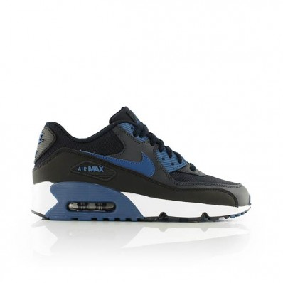 nike air max 90 bleu noir