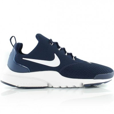 chaussure nike presto fly blue