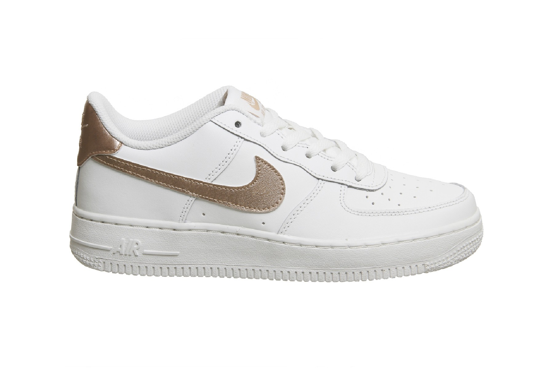 nike air force 1 femme rose gold