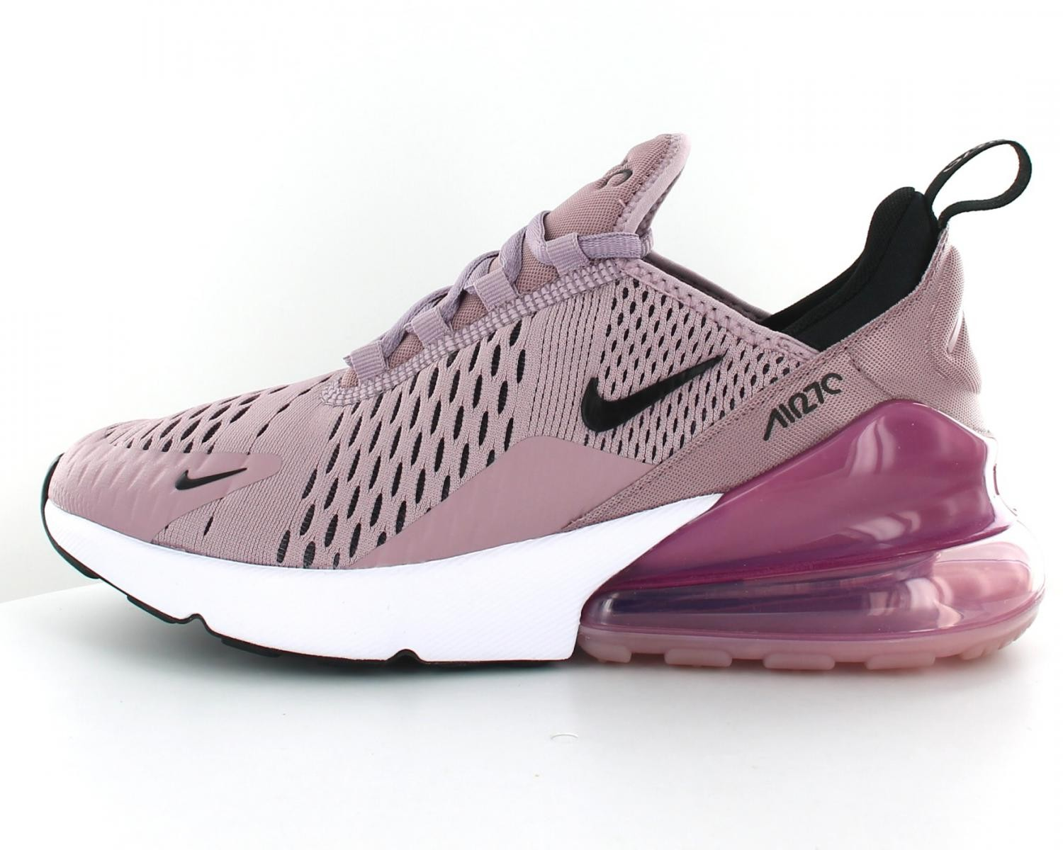 outlet watch buying cheap nike air max 270 rose noir femme
