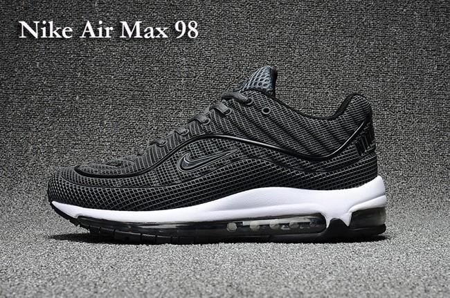 air max 98 homme noir