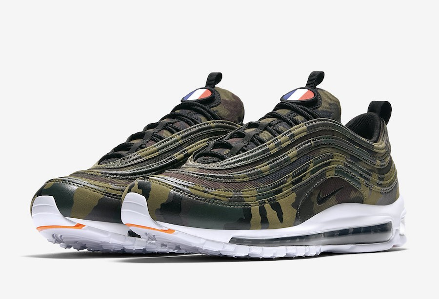 air max camouflage homme