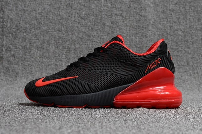 chaussure homme air max 270 rouge et noir