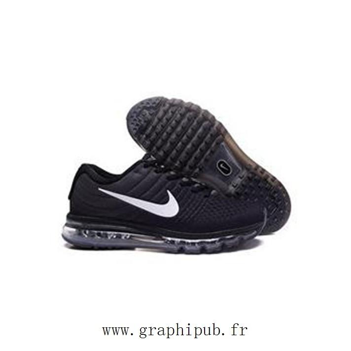 Basket Nike Air Max Femme Noir
