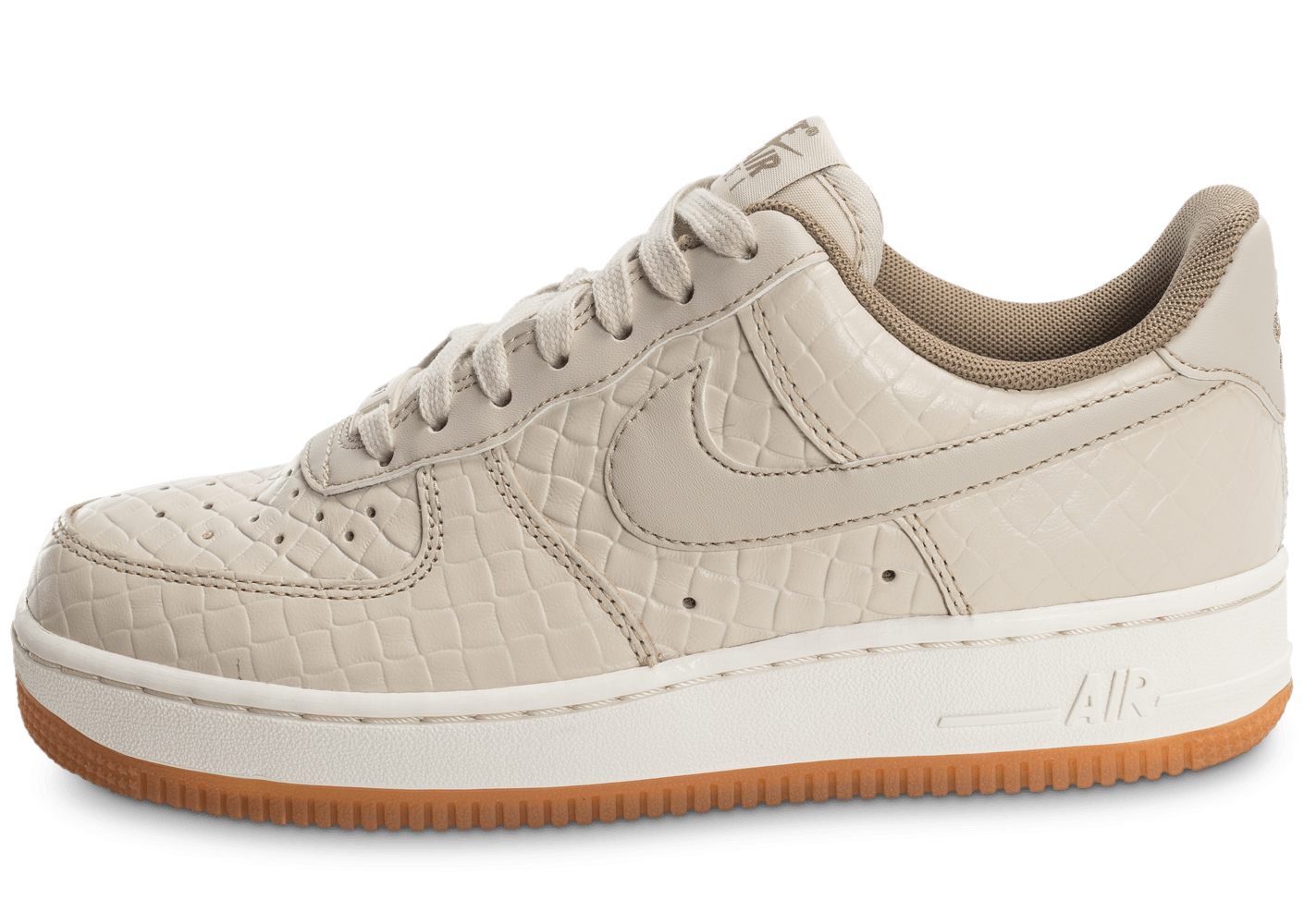 nike air force 1 femme grise