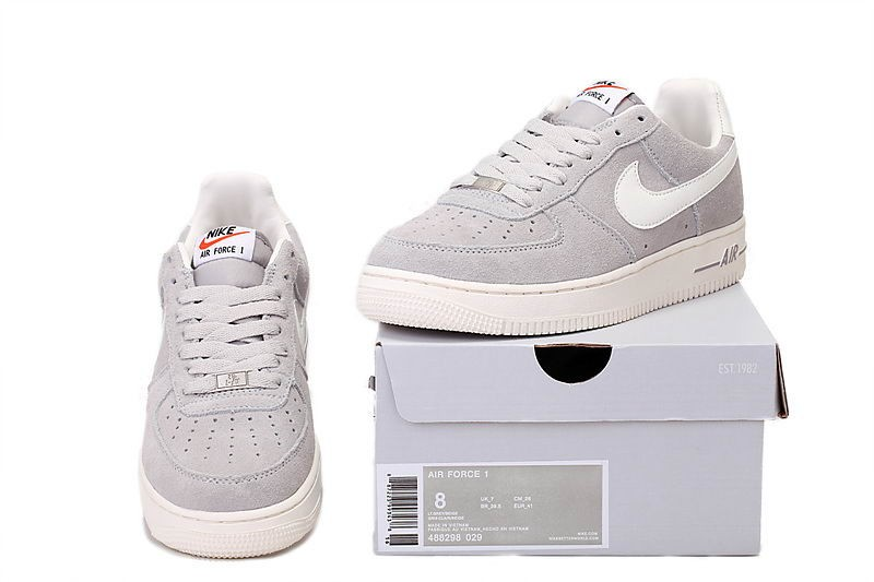 Air 1 Nike Homme Low Blanc Force 45 rxBodCe