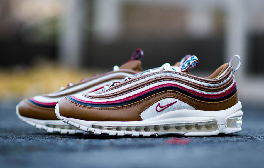 Avis] Comment acheter la Nike Air Max 97 Taped Pull Tab Marron ?
