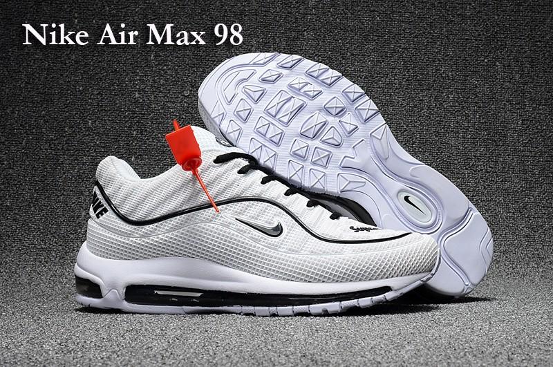 Nike Air Max 98 Chaussures Prix Pas Cher Pour Homme Noir 844694_001