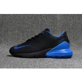 air max 270 noir et bleu