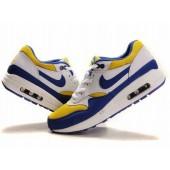 nike air max jaune bleu