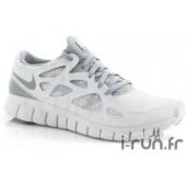 nike free run 2 blanc