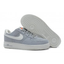air force 1 femme grise