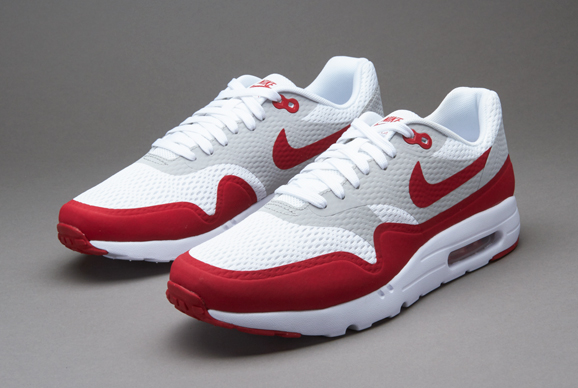 air max 1 homme rouge