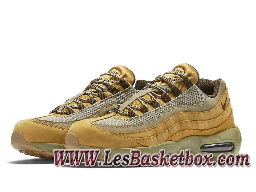 air max 95 homme jaune