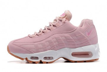 air max 95 rose et grise