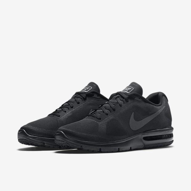 air max sequent noir