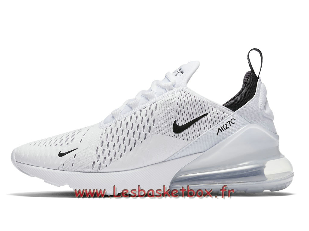basket air max homme blanche