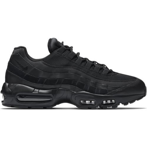 basket homme nike air max noir