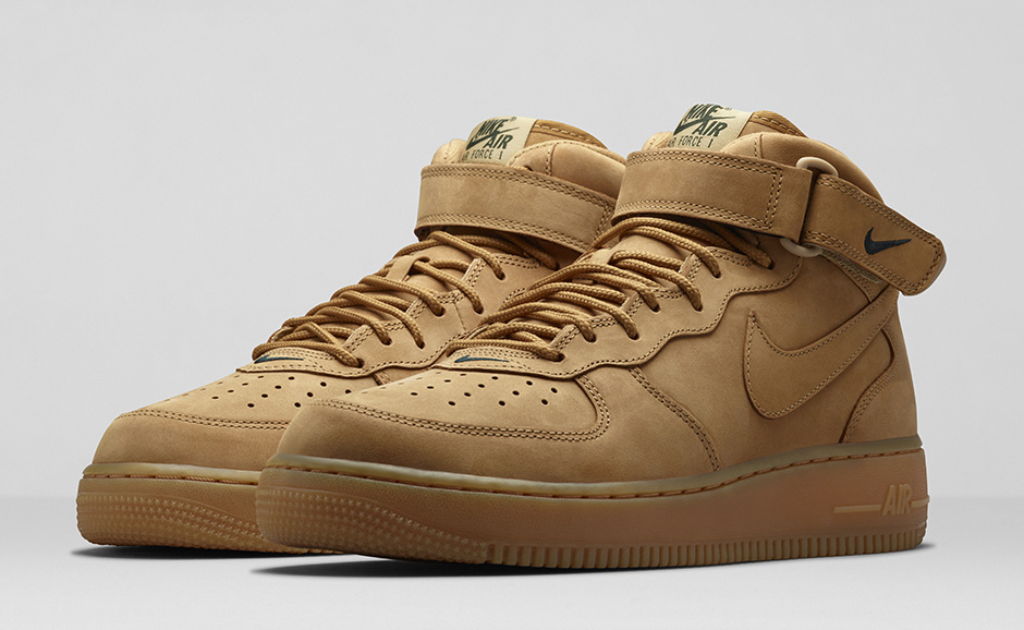 Los Angeles a3856 7dfbe nike air force 1 homme marron
