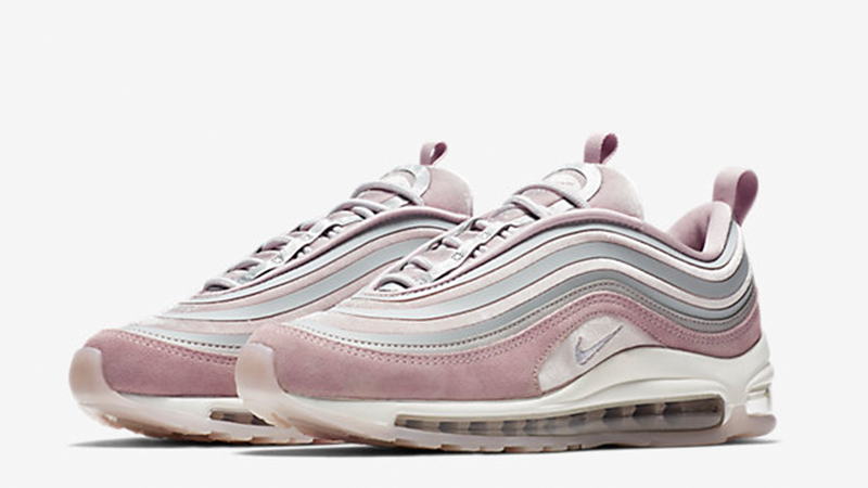 nike aire max 97 rose