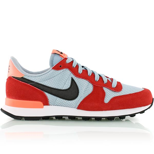nike internationalist femme fluo
